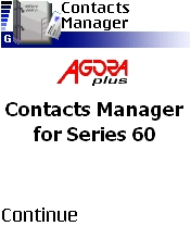 Contacts Manger