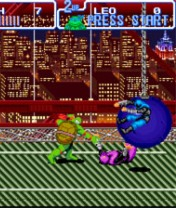 Teenage Mutant Hero Turtles IV - Turtles in Time