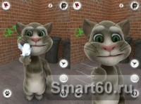 Скриншот к файлу: Talking Tom final - v.1.00(0)