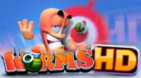 Скриншот к файлу: Worms HD v.0.00(23)
