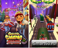 Скриншот к файлу: Subway Surfers v.1.32.0.0