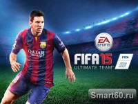 Скриншот к файлу: FIFA 15 Ultimate Team v.1.3.1.0